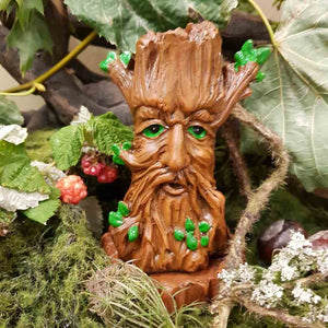 Tree Man Incense Holder (approx 11x75cm)