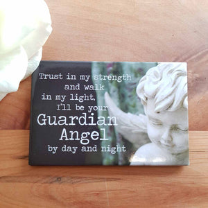 Trust in My Strength Magnet (5.30 x 8cm)