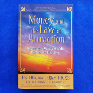 Money And The Law Of Attraction Book & CD