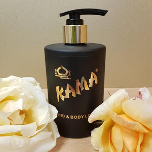 Kama Hand & Body Lotion