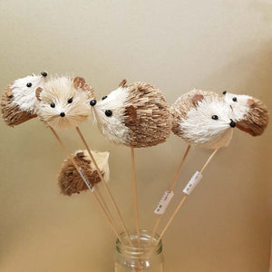 Hedgehog on a Stick