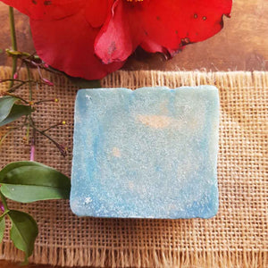 Blue Musk Soap (handcrafted in New Zealand from Sheeps Milk)