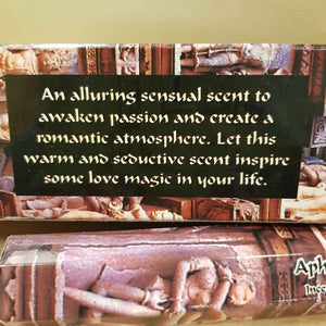 Aphrodisia Incense (20gr)
