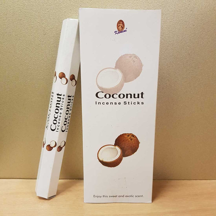 Coconut Incense (20gr)