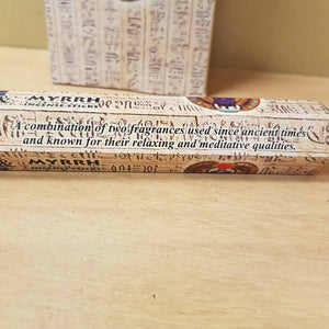 Frankincense & Myrrh Incense (20gr)