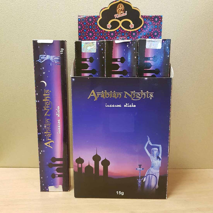 Arabian Nights Incense (15gr Kamini)