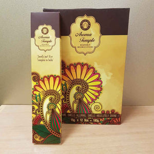 Aroma Temple Incense (15gr)