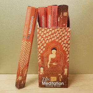 Zen Meditation Incense (20gr)