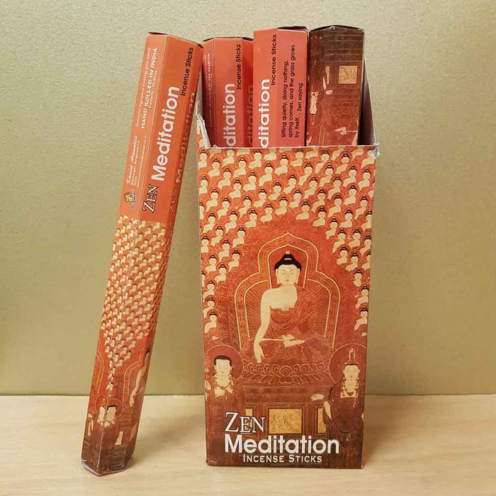 Zen Meditation Incense (Kamini 20gr)
