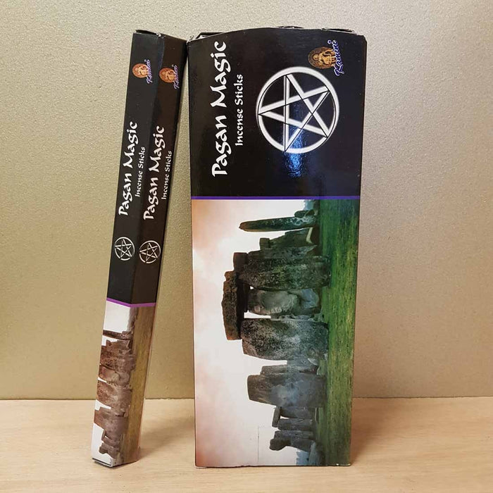 Pagan Magic Incense (20gr)