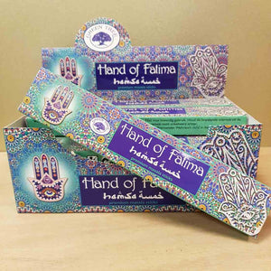 Hands of Fatima Masala Incense