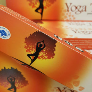 Yoga Tree Masala Incense (Green Tree)