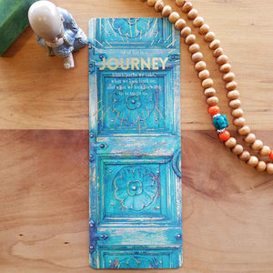 All of Life is a Journey Bookmark