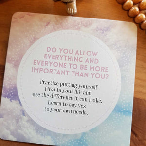 Inspire Me Inspirational Cards (56 Cards to Encourage Self Awareness)