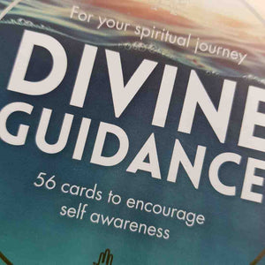 Divine Guidance Affirmation Cards (56 cards to encourage self awareness)