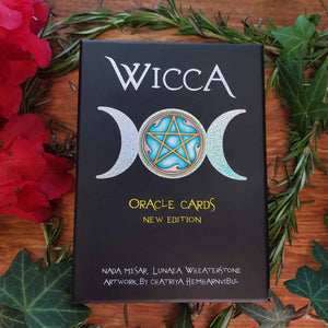 Wicca Oracle Cards