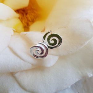 Koru Earrings