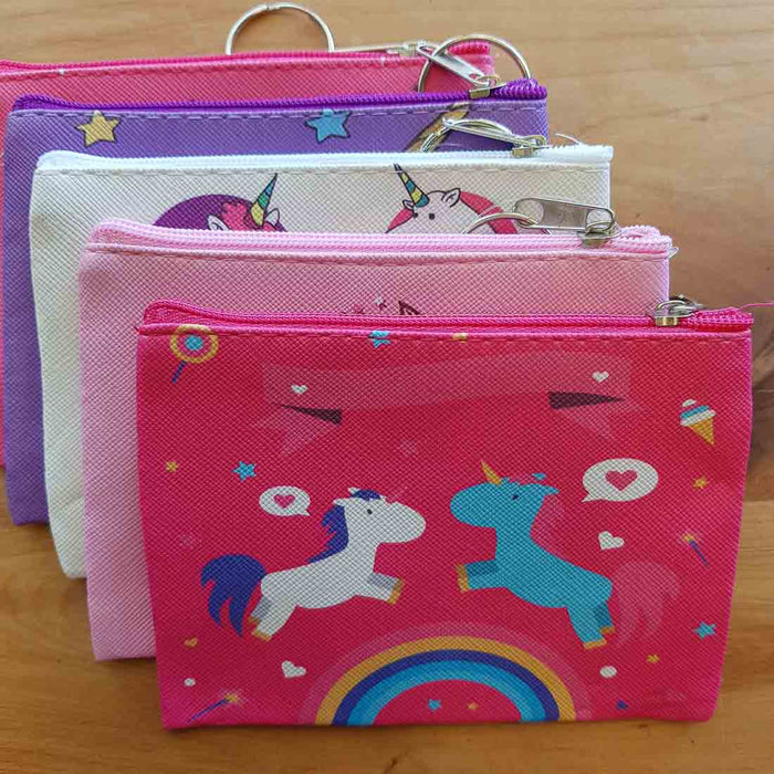 Unicorn Coin Purse (assorted designs)