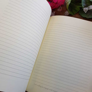 Natures Whispers Writing & Creativity Journal