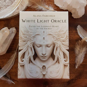 White Light Oracle Cards.