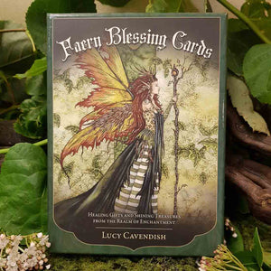 Faery Blessing Oracle Cards