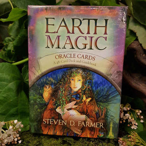 Earth Magic Oracle Cards.