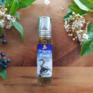 Dragons Blood Perfume Oil (8ml)