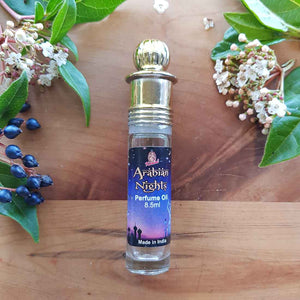 Arabian Nights Perfume Oil