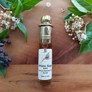 White Sage Perfume Oil (8.5ml)