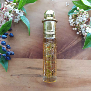 Sandalwood & Patchouli Roll-on Perfume Oil (Kamini 8.5ml)