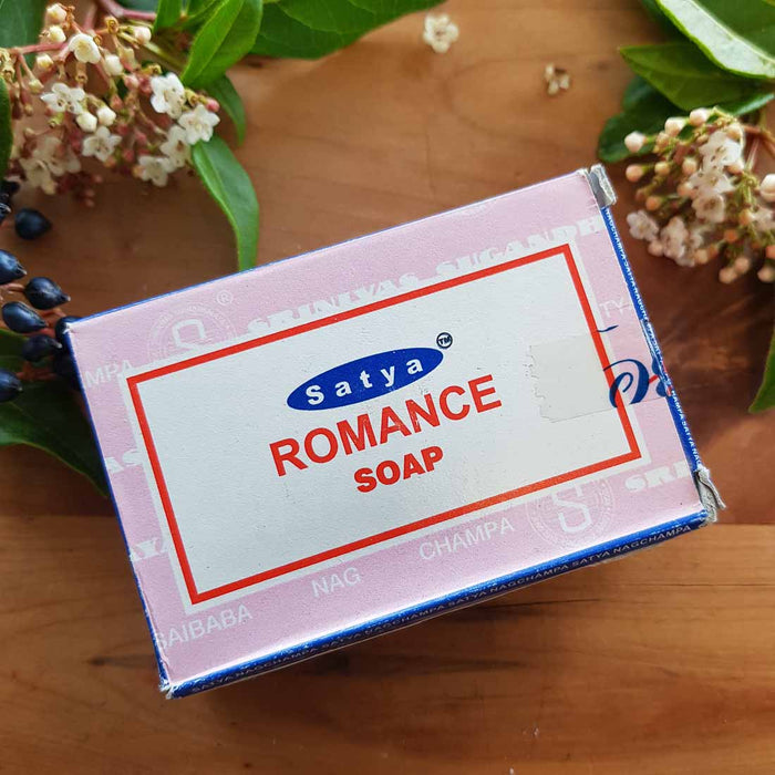 Romance Nag Champ Soap (approx. 75 grams) Cruelty Free