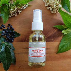 White Sage Room Spray (Satya approx. 30ml)