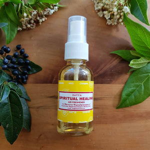 Spiritual Healing Room Spray (Satya approx. 30ml)