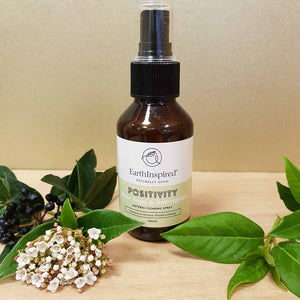 Positivity White Sage & Sweetgrass Clearing Spray (100ml)