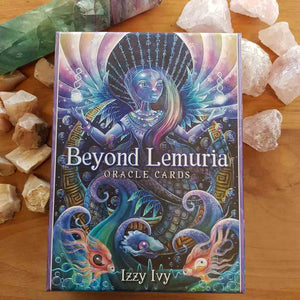 Beyond Lemuria Oracle Cards.