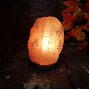 Himalayan Salt Lamp. (assorted. approx. 1-2 kilos)