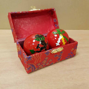 Red Dragon Health Balls.  (box colours vary. approx size of each ball is 5cm)