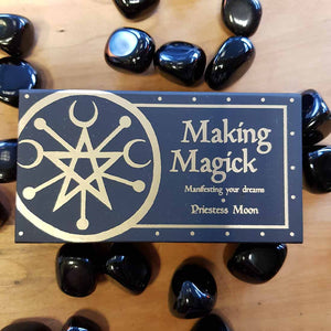 Making Magic Mini Inspiration Cards. (manifesting your dreams)
