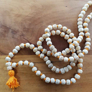 Tulsi (aka Holy Basil) Prayer/Mala Beads (108+Guru Bead assorted)
