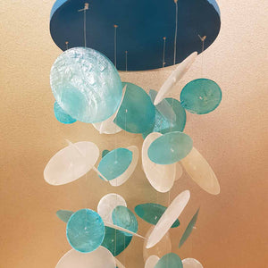 Capiz Shell Windchime