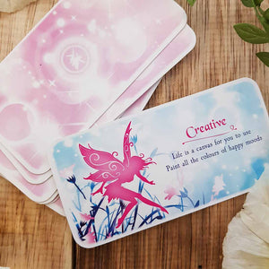 Fairy Dust Wisdom Mini Card Deck