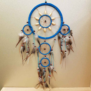 Turquoise Dreamcatcher (approx. 16cm)