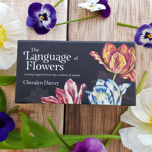 The Language of Flowers Mini Inspiration Deck