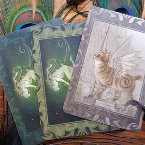 Fantasy Cats Oracle Cards (magic is in your paw)