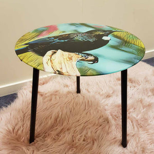 Tui Glass Table (approx. 40x40x40cm)