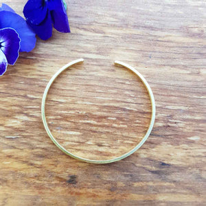 Fearless Bracelet (gold colour)