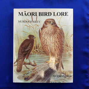 Maori Bird Lore. (an introduction)