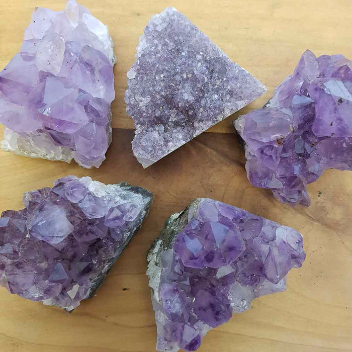 Amethyst Cluster (assorted)