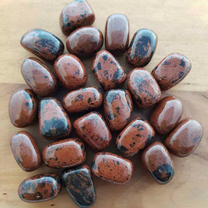 Mahogany Obsidian Tumble (assorted)