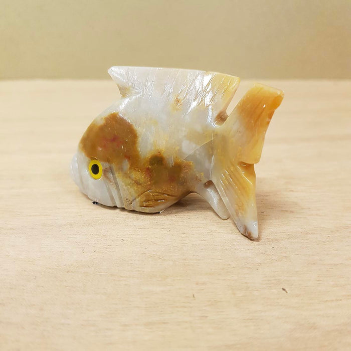 Crystal Fish (assorted. approx. 6x4x2cm)